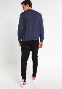 Urban Classics - Pantaloni sportivi - black - 2