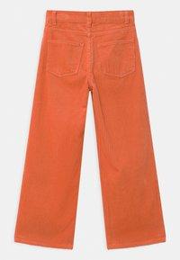 ARKET - Trousers - orange medium dusty - 1