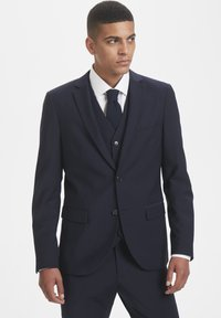 Matinique - BRECK STRETCH - Suit waistcoat - navy blazer - 3