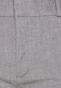 Banana Republic - MODERN SLOAN TEXTURE PANT - Kalhoty - dark grey - 2