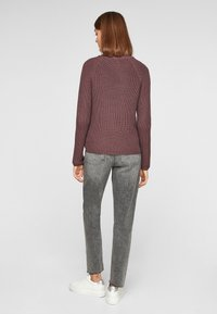 QS by s.Oliver - Jumper - purple - 2