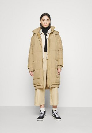ENTABLE JACKET  - Winter coat - travertine