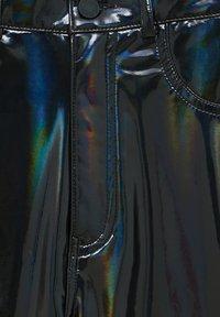 PULL&BEAR - Spodnie materiałowe - black - 6