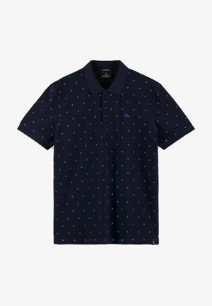 Piké - dark blue