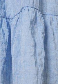 Opus - WRIANA - Shirt dress - blue mood - 2