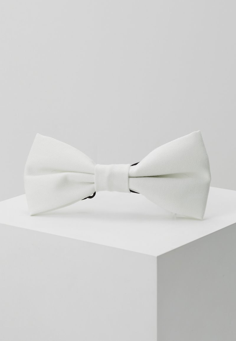 Shelby & Sons - GOTH BOW - Bow tie - white