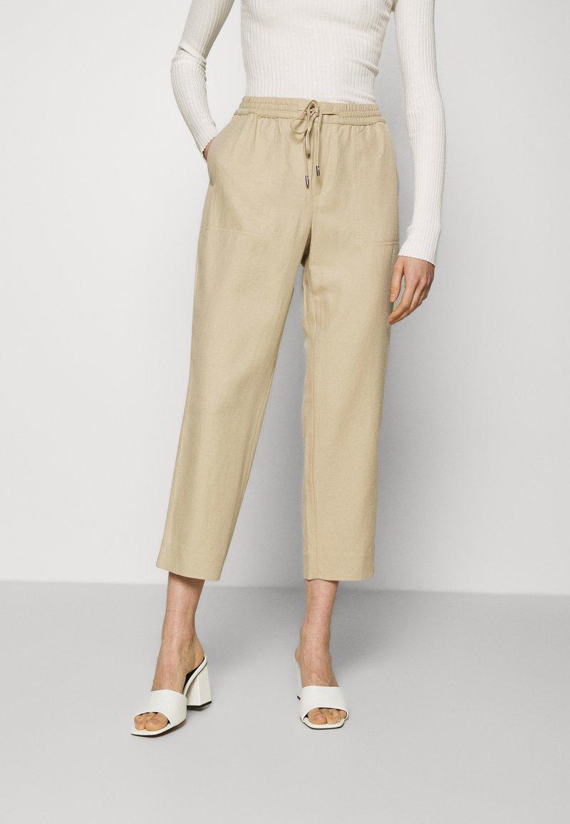 Banana Republic - Kalhoty - khaki
