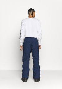 Burton - GORE SWASH DRESS - Snow pants - dress blue - 2