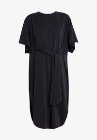 Monki - HESTER DRESS - Robe en jersey - black - 4