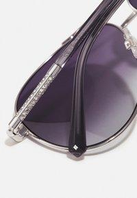 Swarovski - Sunglasses - shiny palladium-coloured/smoke - 2