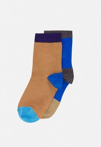 GRACE ANKLE LIZA 2 PACK - Socks - multi