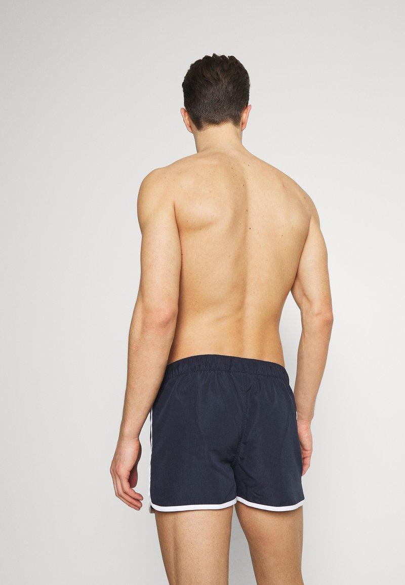 Jack & Jones - JJIIBIZA JJSWIM SOLID - Shorts da mare - navy blazer