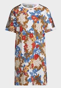 adidas Originals - DRESS - Vestido ligero - multicolor/white - 4