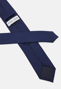 Pier One - 2 PACK - Kravata - dark blue/black/white - 1