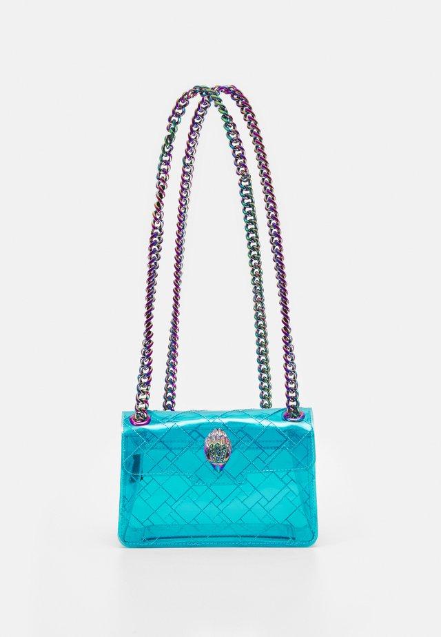 MINI KEN - Across body bag - mid blue