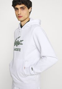 Lacoste - Sweatshirt - white - 3