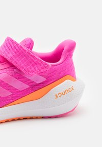 adidas Performance - EQ21 RUN UNISEX - Neutral running shoes - screaming orange/footwear white - 5