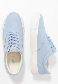 Polo Ralph Lauren - Sneakers laag - light blue - 3