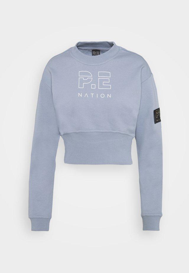 Sweater - ashley blue
