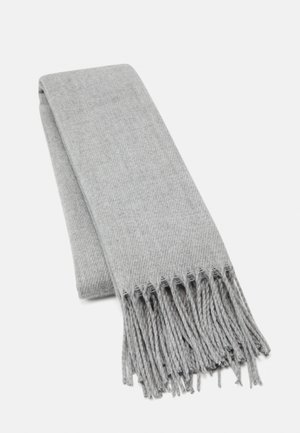 VMSOLID LONG SCARF COLOR - Scarf - light grey melange