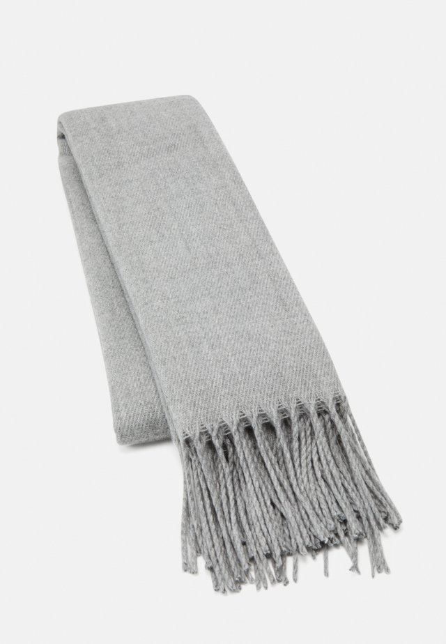 VMSOLID LONG SCARF COLOR - Halsduk - light grey melange