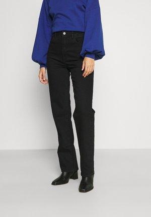 HIGH - Jeans straight leg - dead of night