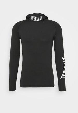 BASELAYERS ONYX - Långärmad tröja - black