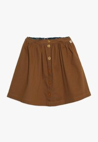 Soft Gallery - DIXIE SKIRT BRACES - A-line skirt - bone brown - 2