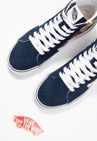 Vans - SK8 - High-top trainers - dress blues/true white - 7