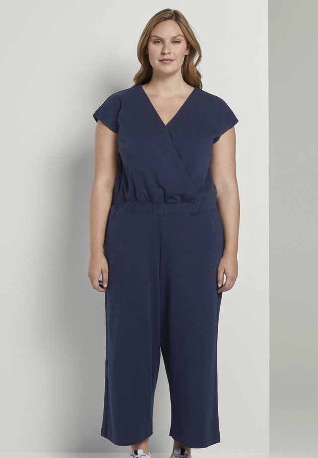 IM CULOTTE-LOOK - Jumpsuit - real navy blue