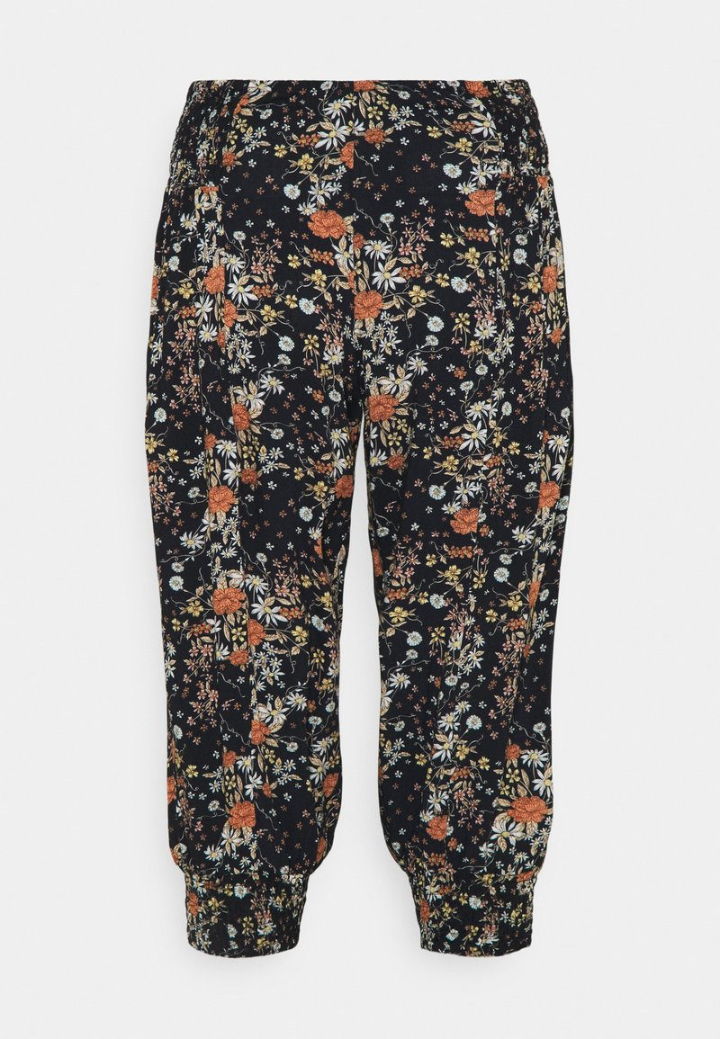 Zizzi - VVIGA PANT - Trousers - black