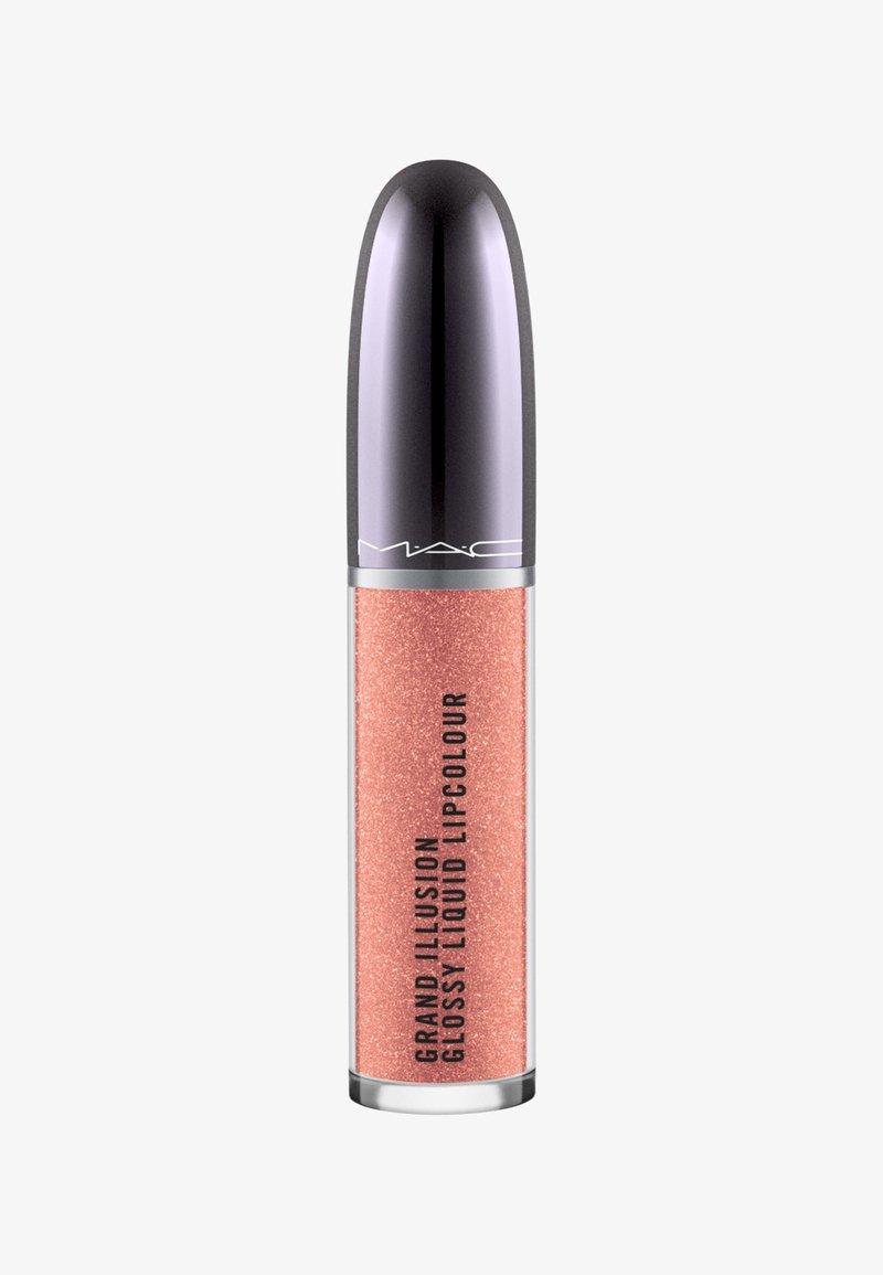 MAC - GRAND ILLUSION LIQUID LIPCOLOUR - Liquid lipstick - goldiloxxed