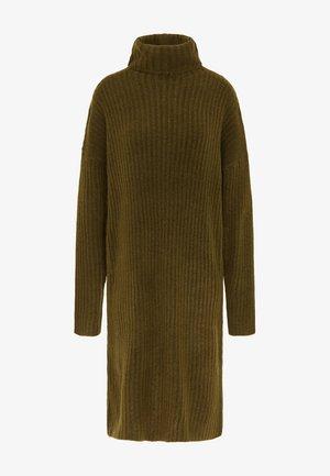 Jumper dress - oliv