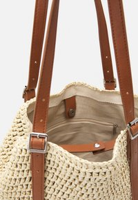 Esprit - ROSIE  - Handbag - cream beige - 3