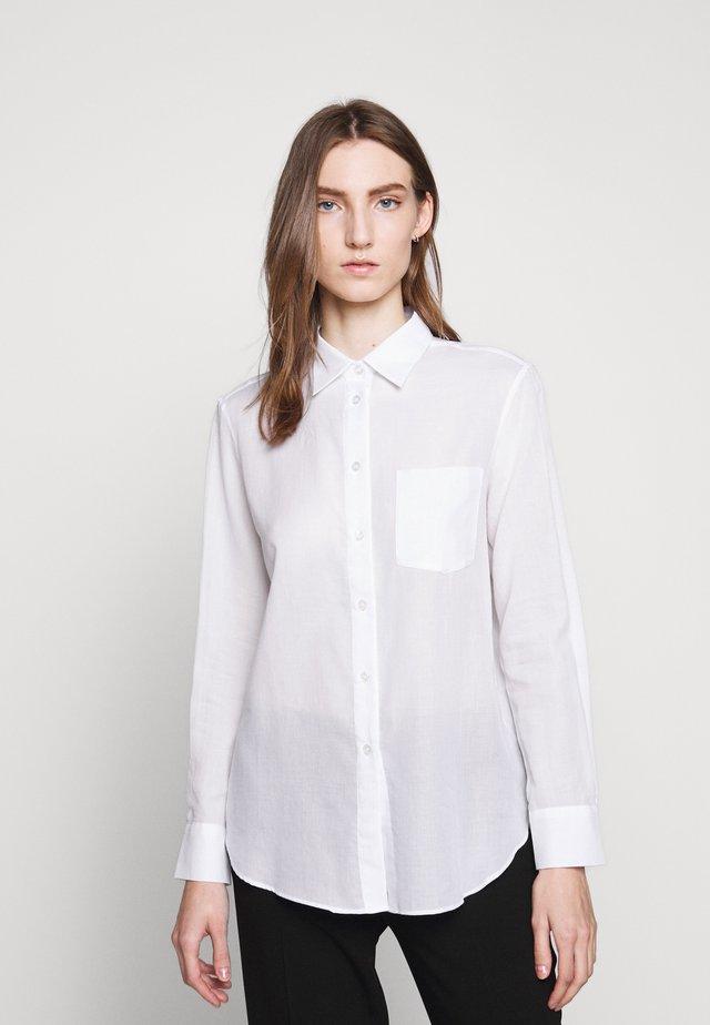 DAPHNE - Button-down blouse - white