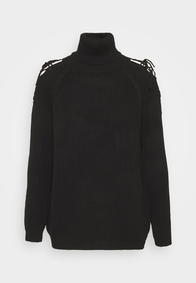 Trendyol - Jumper - black