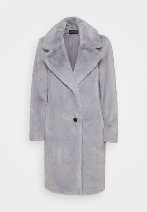 Winter coat - light grey