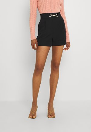 SNAFFLE TRIM SHORT - Shorts - black