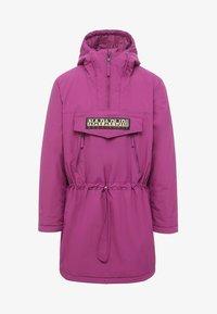 Napapijri - RAINFOREST - Winter coat - purple - 6