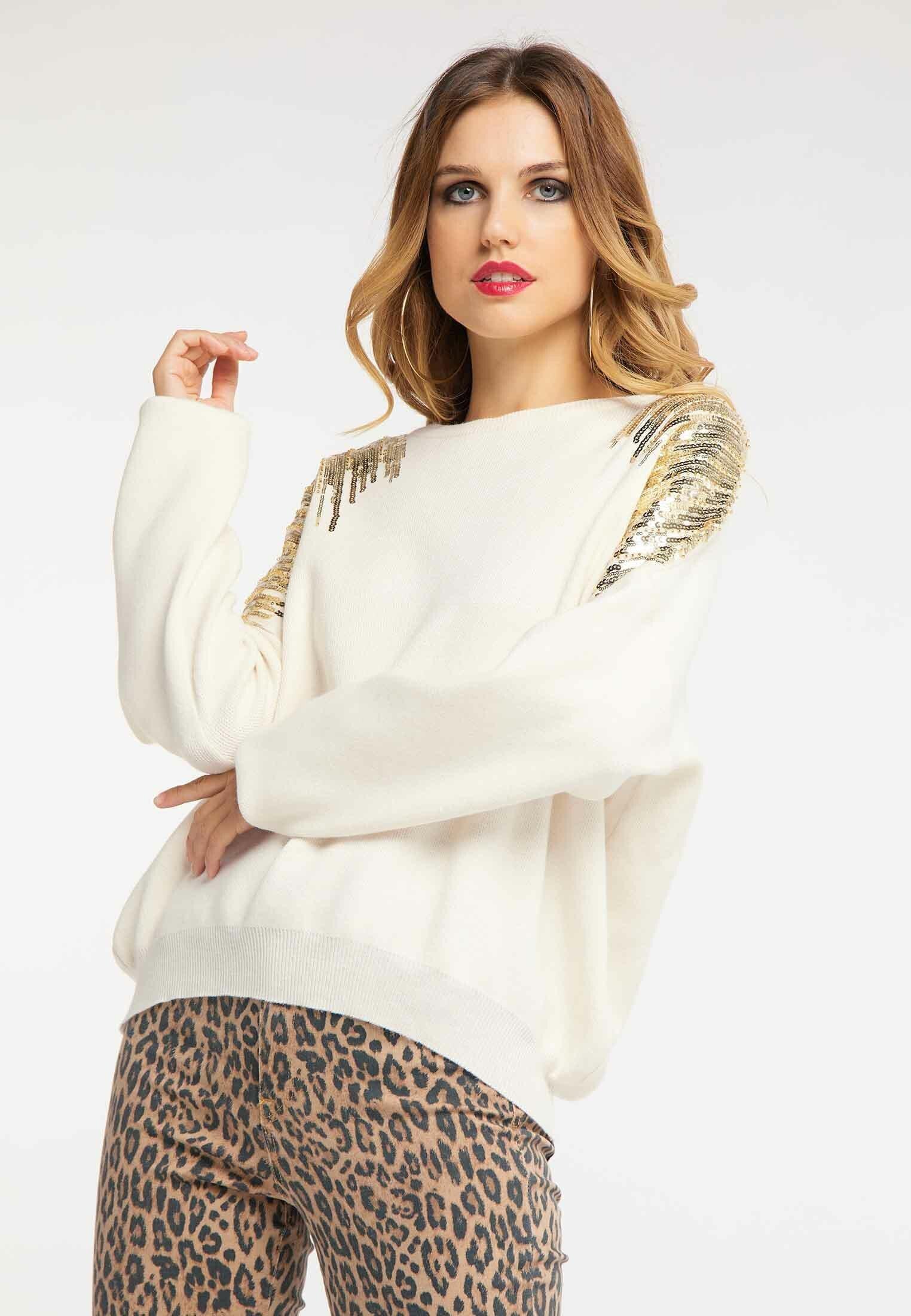 Buy Women's Clothing faina Jumper beige m3RY3mZhz