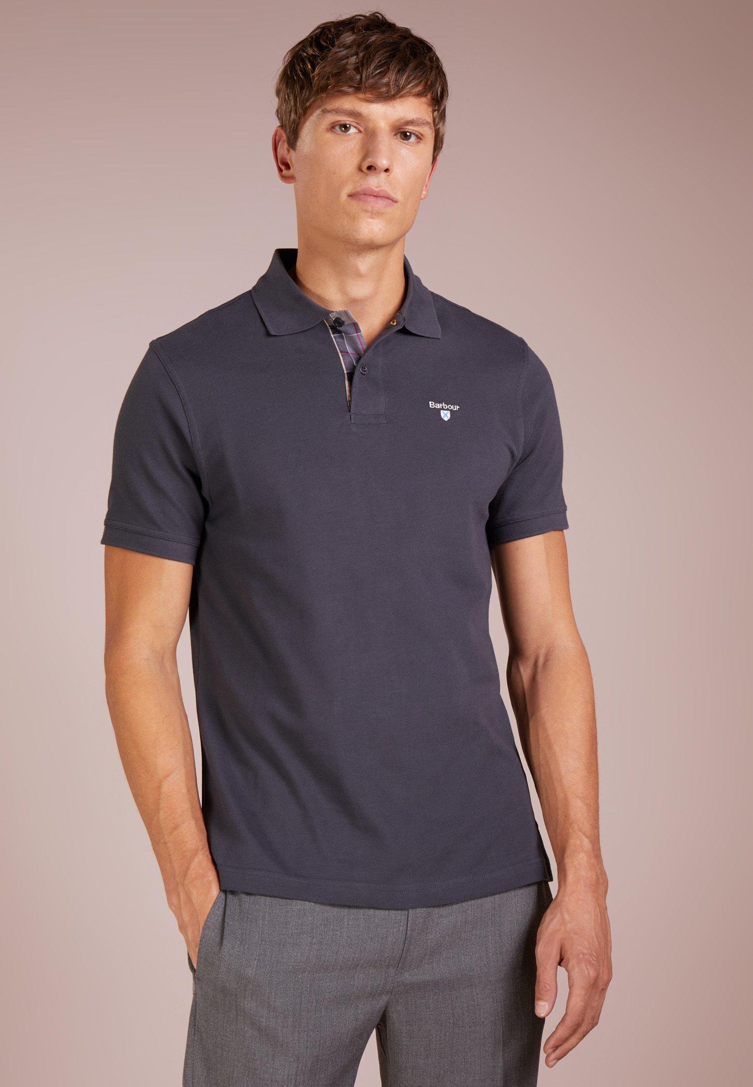 Men TARTAN  - Polo shirt
