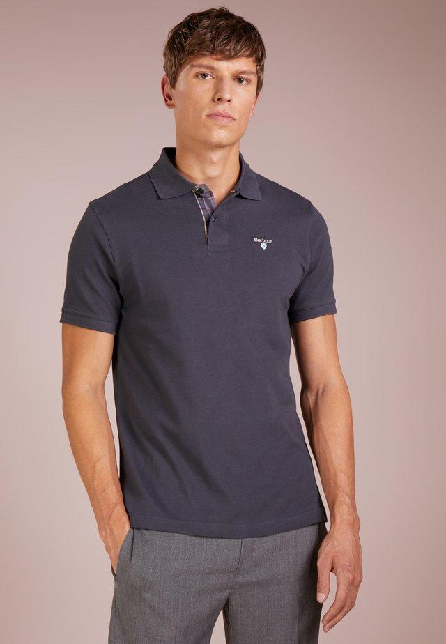 TARTAN  - Poloshirt - dark blue