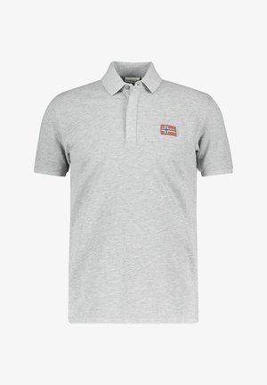 EBEA - Polo shirt - silber