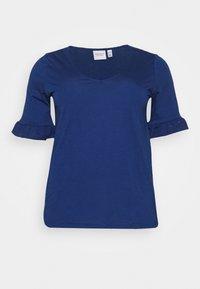 JRABIYA - Print T-shirt - blueprint