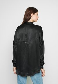 Object Tall - OBJMAXIME - Blouse - black - 2