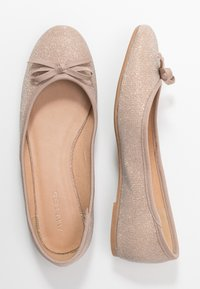 Anna Field Wide Fit - Ballet pumps - rose gold - 3