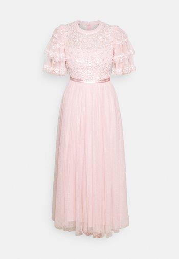 SEREN BODICE ANKLE GOWN - Festklänning - ballerina pink