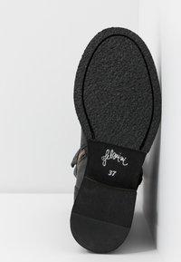 Felmini - COOPER - Cowboy/Biker boots - black - 6