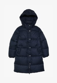 Tommy Hilfiger - RECYCLED EXTRA LONG PUFFER - Winter coat - blue - 3