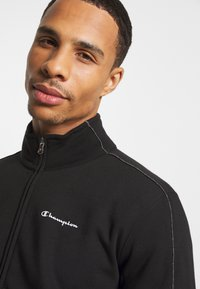 Champion - LEGACY FULL ZIP SUIT - Träningsset - black - 5